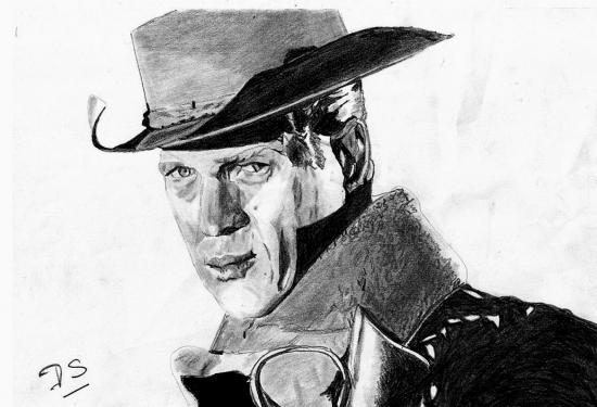 Steve McQueen by joss2b